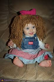 Halloween Costumes Cabbage Patch Doll Costume Costumes Costume Works Halloween