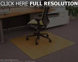 Bamboo Floor Protector Protect Hardwood Floor From Office Chair Finest Suffering Ends