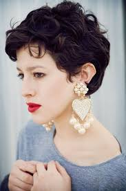very short curly hairstyles images 2017