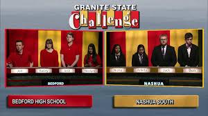 granite state challenge