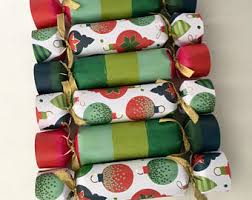 christmas poppers diy crackers diy poppers new years decoration party