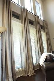 Curtains For Big Kitchen Windows by Best 25 Large Window Coverings Ideas On Pinterest Large Window