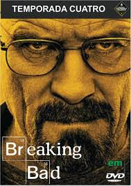 Carátula De La Serie Breaking Bad Temporada 4 Caratulasylogos