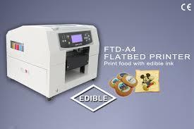 edible printing system new food decoration choice inkjet edible printer a4