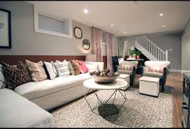basement living room ideas soft colors decorate and amazing simple