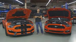 2015 mustang source motortrend tests the mustang gt350 the mustang source ford