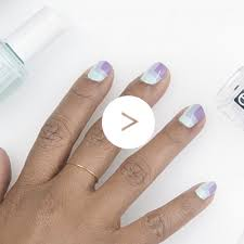 essie frame your look nail art by essie looks