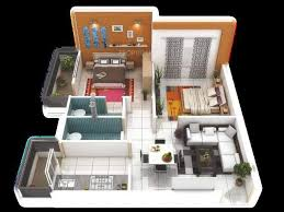 900 Sq Ft Apartment Floor Plan 900 Sq Ft 2 Bhk 2t Apartment For Sale In Shri Parasnath Builders