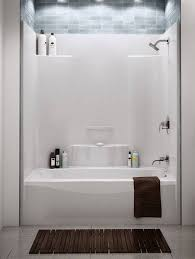 All In One Bathtub And Shower Two Piece Shower Tub Unit Home Design Health Support Us