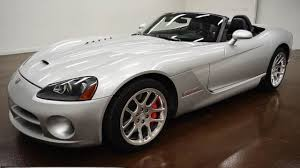Dodge Viper Production Numbers - 2005 dodge viper srt 10 convertible for sale near sherman texas