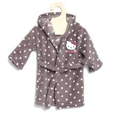 robe de chambre hello robe de chambre fille 3 avec enfant achat vente et hello