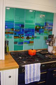 Kitchen Backsplash Panels Uk 361 Best Glass Backsplash Images On Pinterest Backsplash Fused
