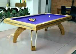 dining table converts to pool table pool table dining combination convert luxury combo to fusion