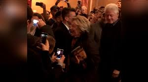 Hillary Clinton Chappaqua Ny Address by Hillary Clinton Gets Standing Ovation At Broadway U0027s U0027the Color