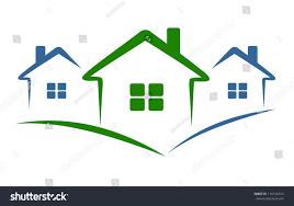 three houses three houses stock vector 116156374