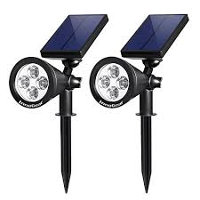 high lumen solar spot lights best outdoor solar powered spot lights 2018 top 6 reviews