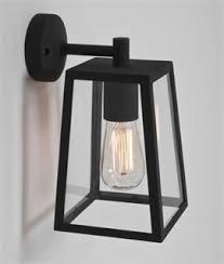 Contemporary Outdoor Lighting Uk Modern Exterior Wall Mounted Lanterns Lighting Styles