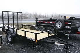 Utility Bed Trailer 2017 Holmes 5 U0027 X 10 U0027 Flat Bed Utility Trailer Single Axle