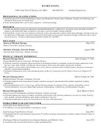 Affiliation Examples For Resumes by Malina Clinical Affiliation Resume
