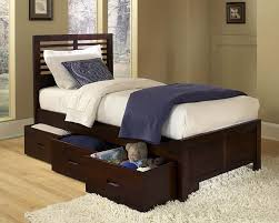 full bed frame with storage drawers smart ideas full bed frame
