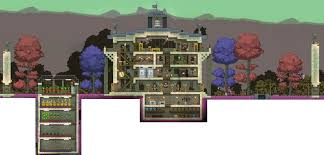 my simple pre wipe house starbound