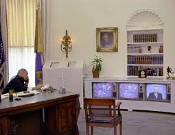 the oval office through the years picture as president obama