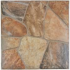 18x18 ceramic tile tile the home depot lyon caliza 17 3 4 in x 17 3 4 in