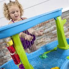 step 2 rain showers water table rain showers splash pond water table kids sand water play step2