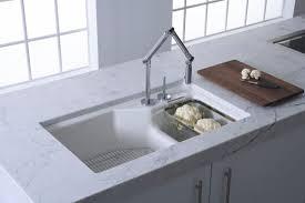 articulating kitchen faucet karbon articulating kitchen sink faucet with sprayhead k 6227