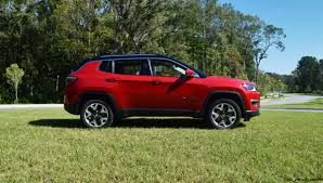 jeep sport green 2017 jeep compass 4x4 limited hd road test review