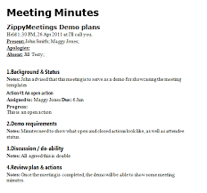 best photos of meeting minutes outline sample meeting minutes