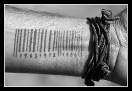 exotic and barcode tattoo meaning design tattoomagz