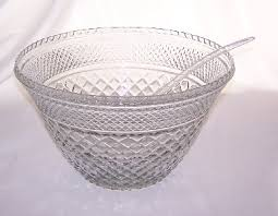 punch bowl rent a 3 gallon cut glass punch bowl at all seasons rent all