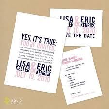 Invitations For Weddings Fun Wedding Invitations Themesflip Com