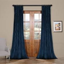 Blue Window Curtains Curtains Drapes Joss