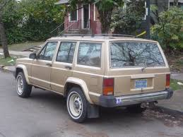 curbside classic 1984 jeep cherokee u2013 amc u0027s greatest hit thanks