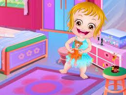 Baby Hazel Room Games - baby hazel ballerina dance
