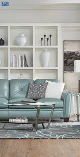 cindy crawford sofas picture of cindy crawford home eden place seafoam leather sofa