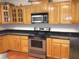 granite countertop wood kitchen cabinet fisher and paykel single