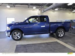 2011 dodge ram 1500 for sale 2011 dodge ram 1500 big horn cab in water blue pearl