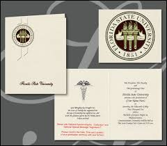 graduation announcements college personalized college graduation announcements virginia polytechnic
