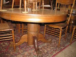 Antique Oak Dining Room Table Z U0027s Antiques U0026 Restorations Antique Oak Walnut And Pine Tables
