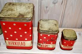 kitchen canisters red kitchen ideas