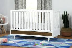 Harlow 3 In 1 Convertible Crib Babyletto Harlow 3 Drawer Changer Dresser Espresso White Babyletto