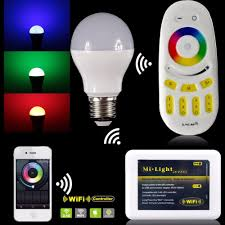 Rgb Led Light Bulb With Remote by Compare Prices On Led Lamp Color Remote Control Online Shopping