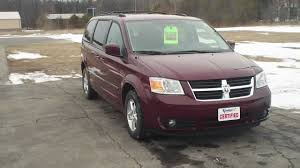 2009 dodge grand caravan for sale at koehne chevy marinette wi