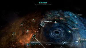 Space Junk Map Mass Effect Andromeda Guide Drack U0027s Loyalty Missions Polygon