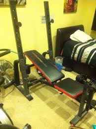 Weider Pro Bench Weider Pro 330 Bench Press For Sale In Lucan Dublin From Davidb50