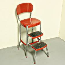 Step Stool Chair Combination Stunning Kitchen Stool With Steps And 17 Best Metal Step Chairs