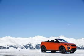 land rover convertible blue land rover range rover evoque cabriolet
